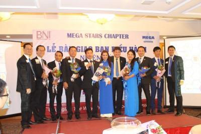 Ông Lê Phương Huy được bổ nhiệm vào  Ban Điều Hành BNI Mega Star Chapter
