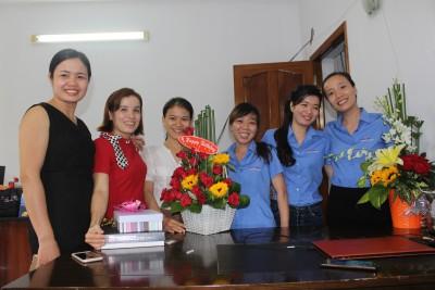 Đồng Phát tổ chức tiệc Chúc mừng sinh nhật cho cán bộ nhân viên