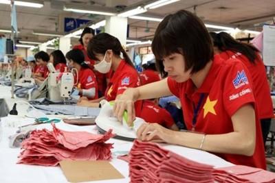 Xuất khẩu dệt may đạt 31 tỷ USD